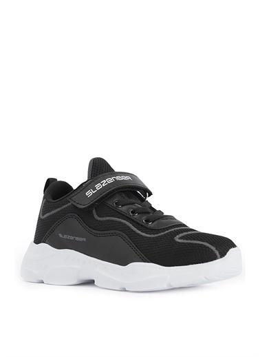 Slazenger Slazenger Yürüyüş Ayakkabısı Siyah
